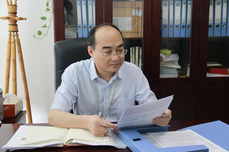 国科大华美医院蔡挺院长获「浙江省担当作为好干部」