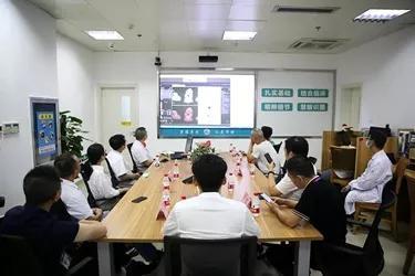 上海全景影像中心与路桥区第二人民医院放射科启动远程影像诊断合作