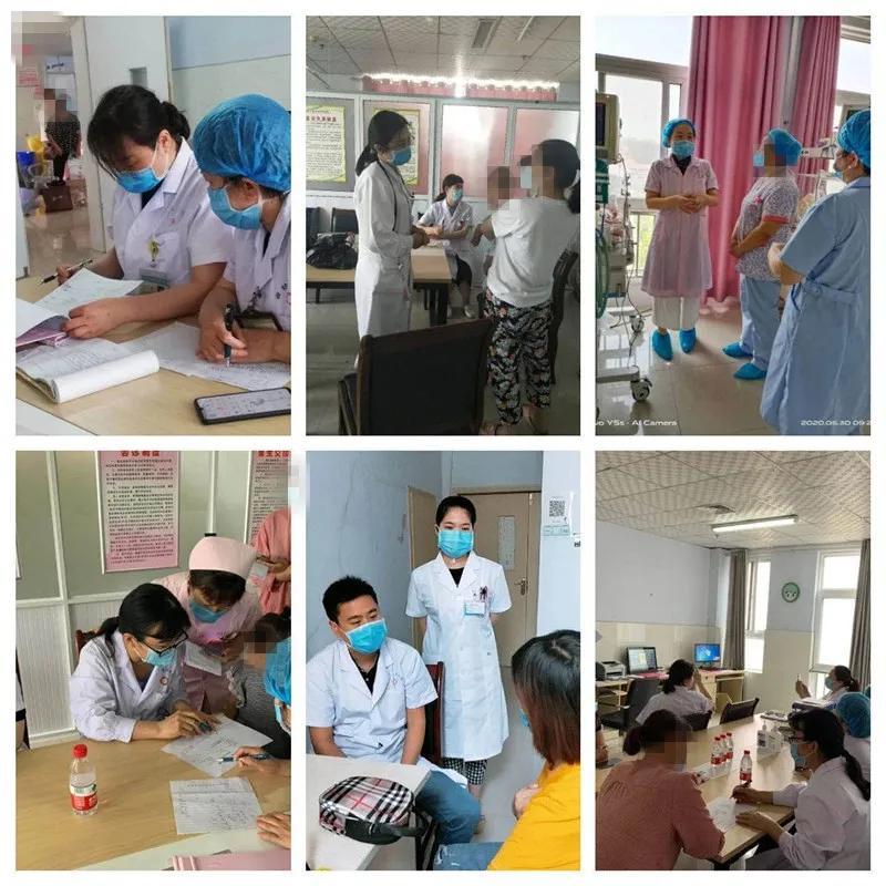 郑州大学第三附属医院专家赴延津县妇幼保健院帮扶指导