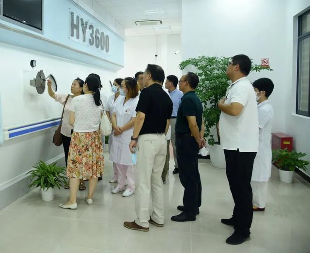 上海市第二康复医院召开医用氧舱科医疗质量控制及医保审核会