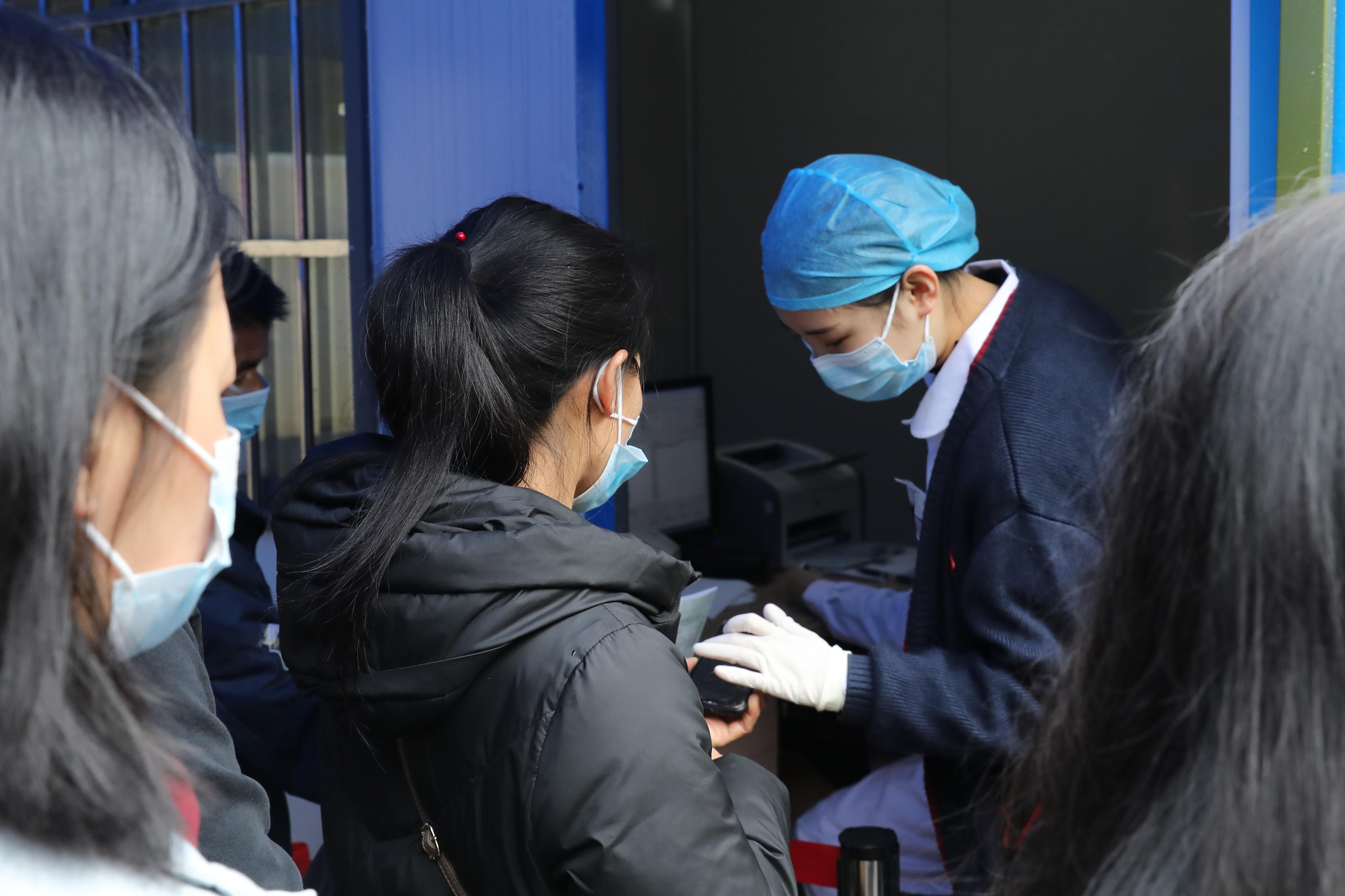 广西壮族自治区南溪山医院核酸检测便民利民举措多:推出网上预约,上门服务,一站式服务