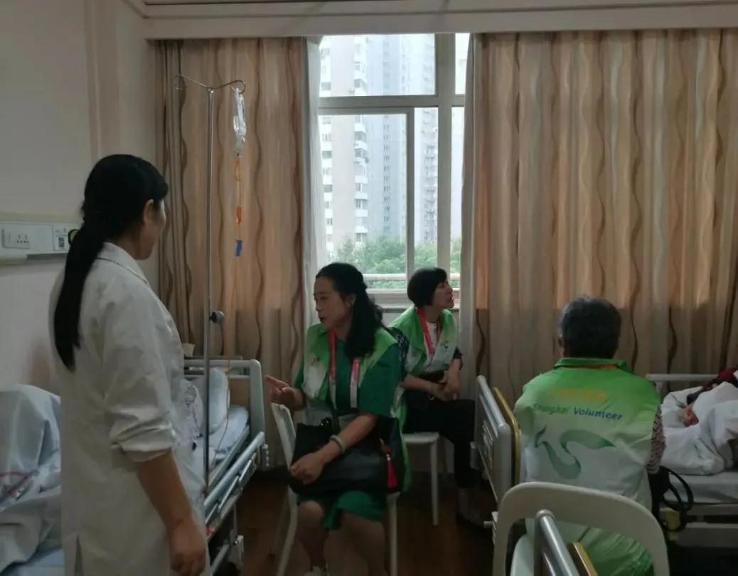 上海市长宁区妇幼保健院这个微信群,她们很「依赖」!