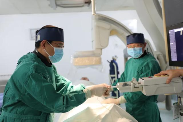 宜昌一医打造区域一流心脏中心!攻克心脏领域尖端技术,实现「一站式」精准医疗