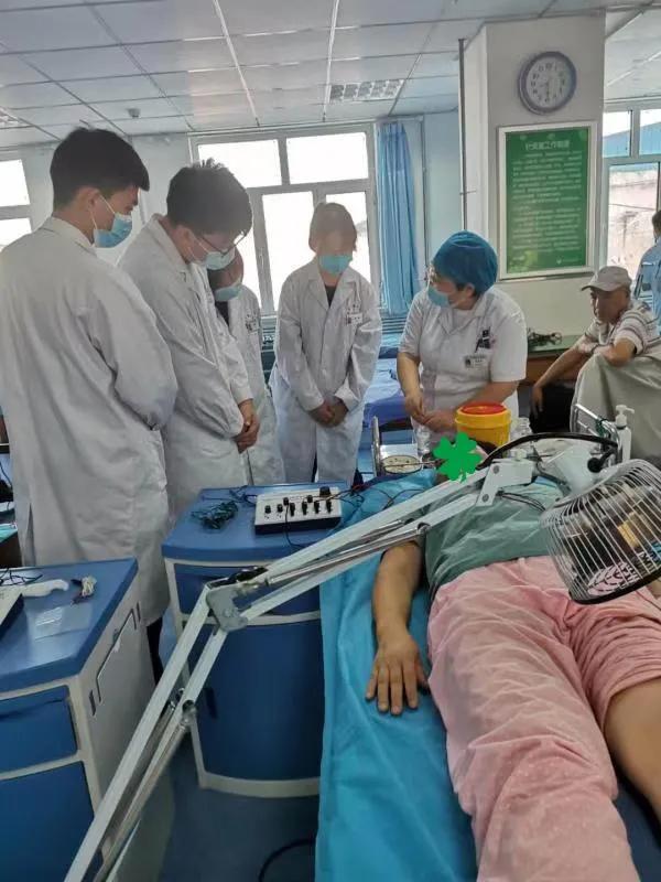 玉田县中医医院致北京中医药大学东方学院同学的一封信