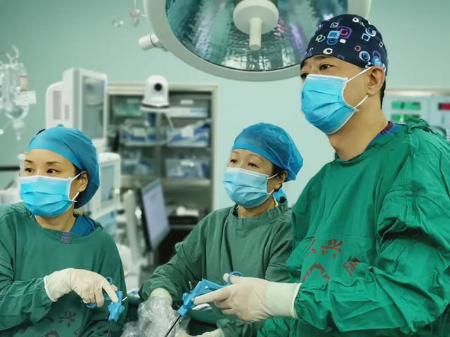盆腔脏器脱垂!大兴妇科上演「重建工程」