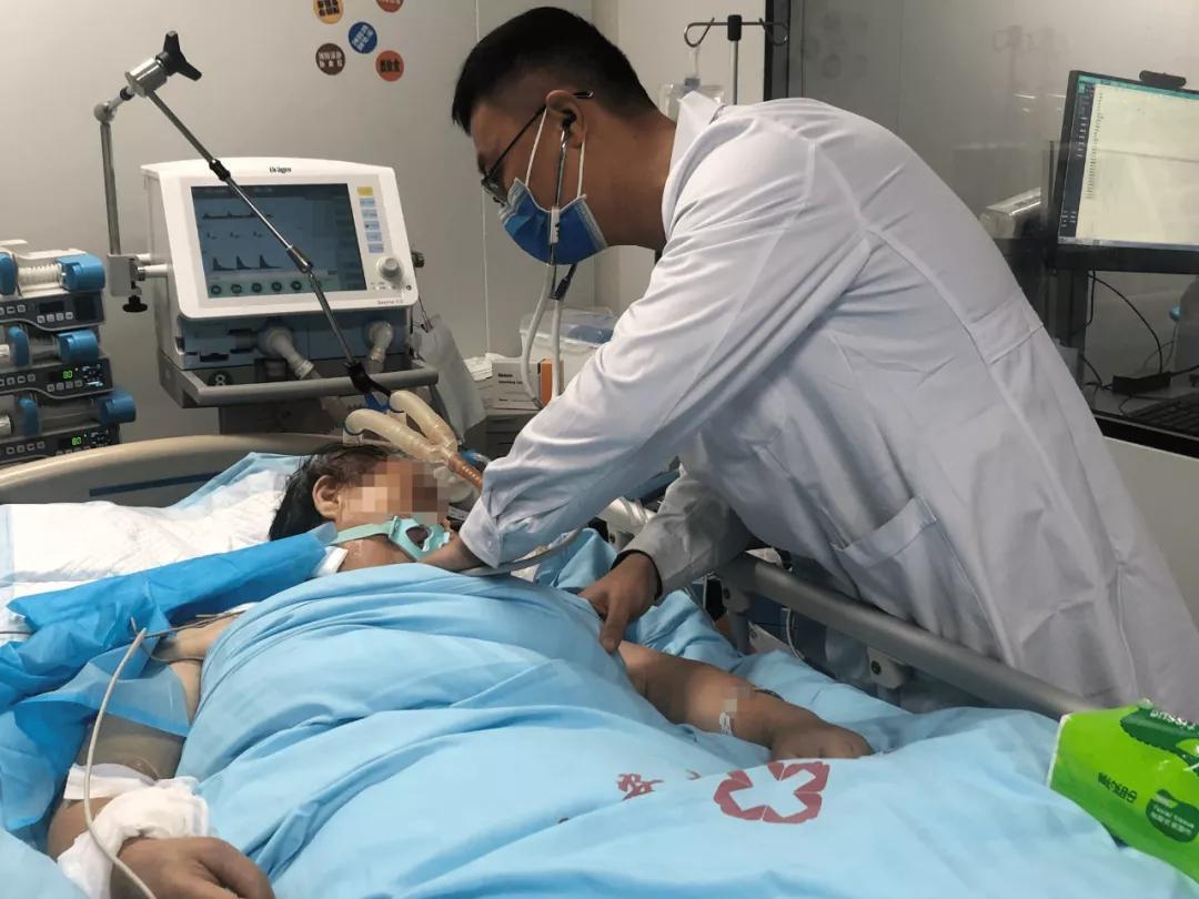 ECMO 加持下的心梗「生死时速」