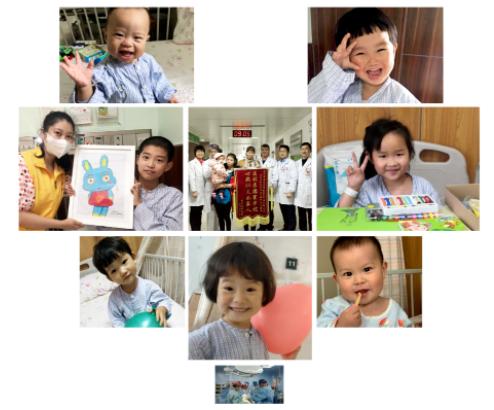 关爱先心病患儿,武汉亚洲心脏病医院一直在努力