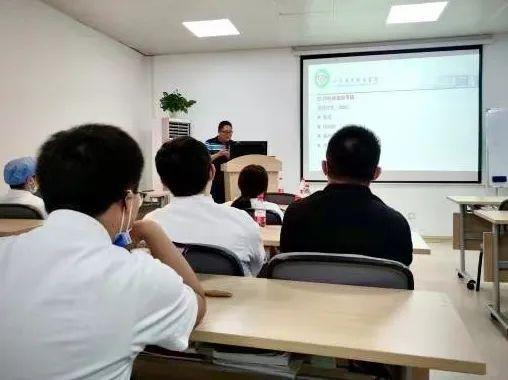 南京江北医院圆满举办 2021 年第一次院级师资培训