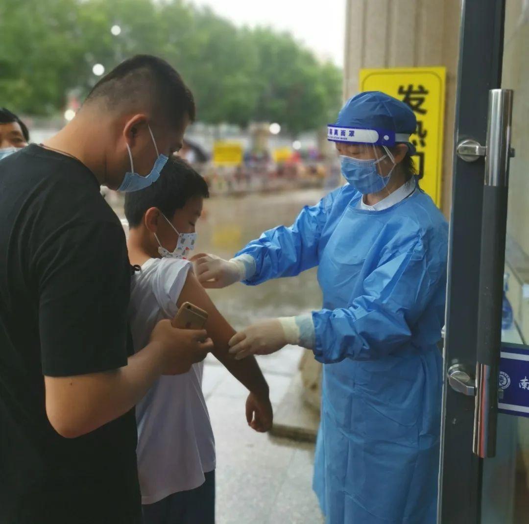 南京江北医院:最前沿的温情坚守
