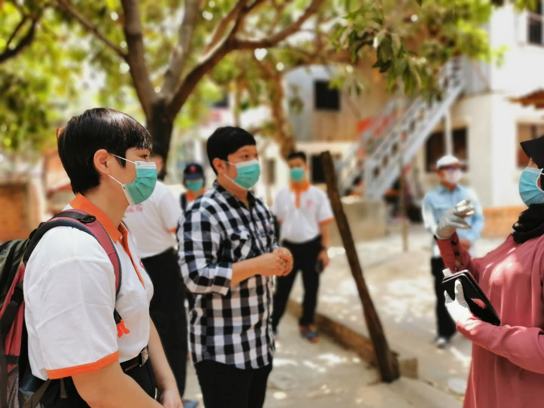 广西 6 家医疗机构和 7 名医务工作者获国家通报表扬,南溪山医院大内科护士长管起招榜上有名