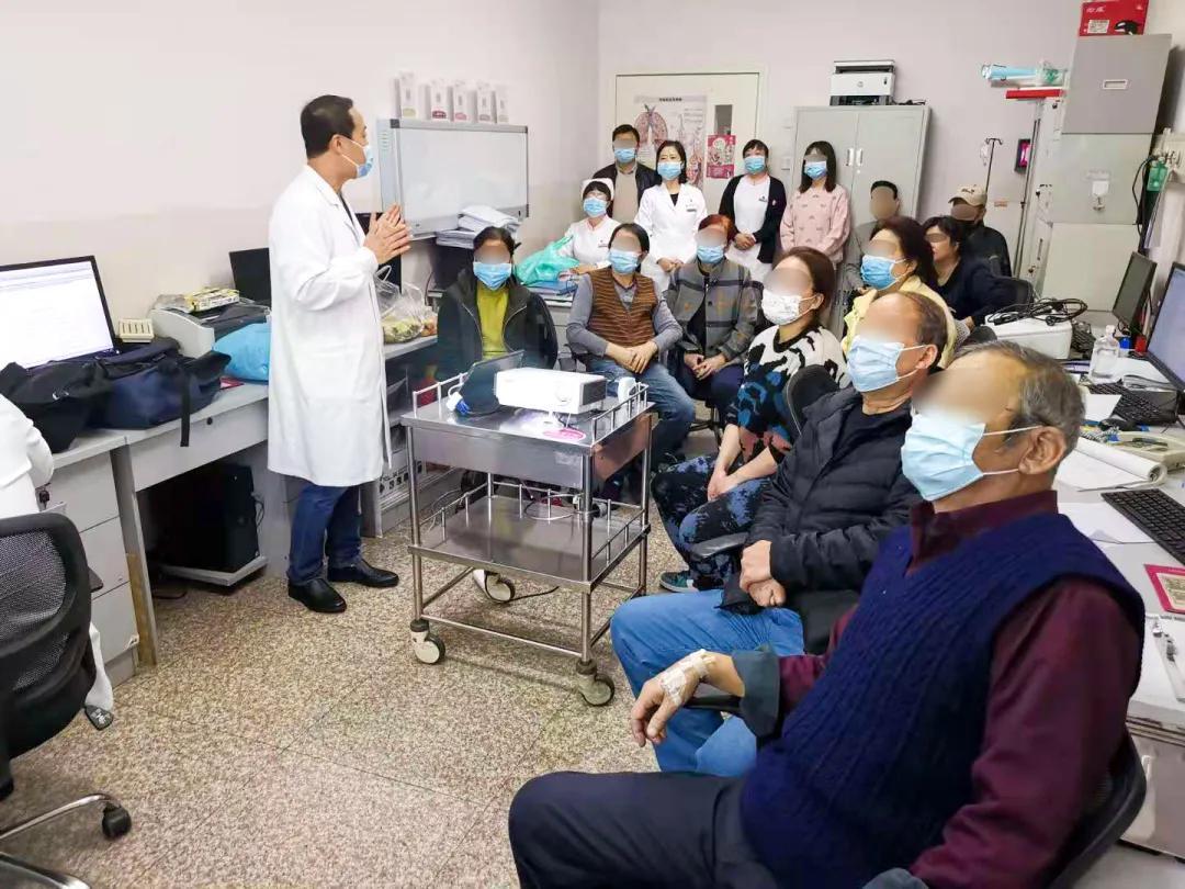西安高新医院「改善慢阻肺生活」主题义诊活动圆满落幕