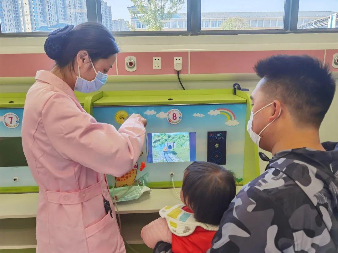 韶关市妇幼保健院:首位就诊者「打卡」体验