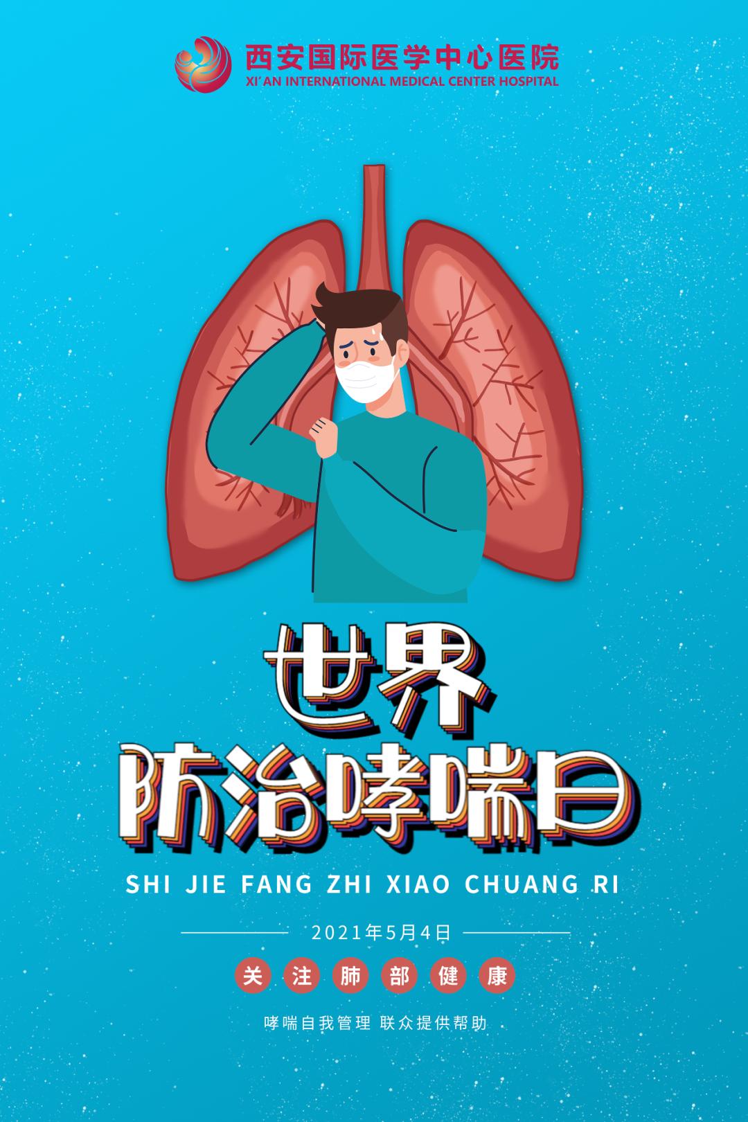 世界防治哮喘日|了解哮喘「幕后元凶」