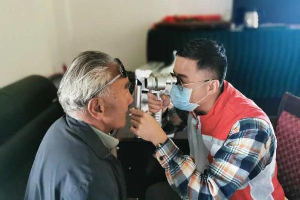 珠海援藏医疗队赴米林农场开展义诊活动