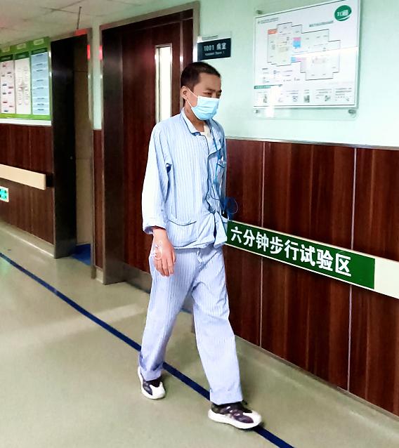 『暖心』心脏病治好了,31 岁小伙却想「长住」医院,这是为啥?