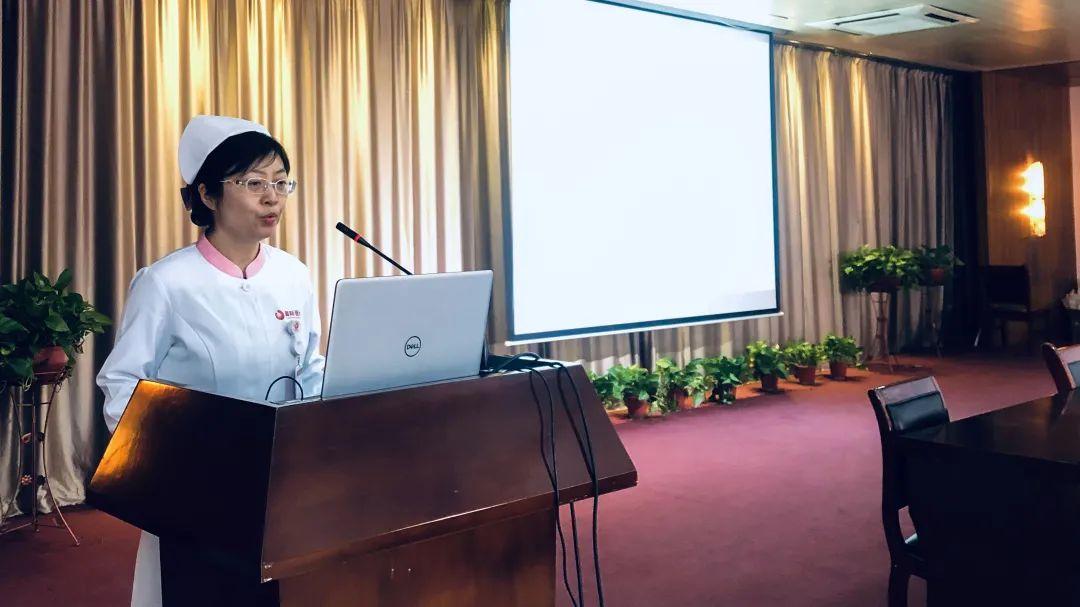 西安高新医院护理部召开 2020 年工作总结暨 2021 年工作计划汇报会