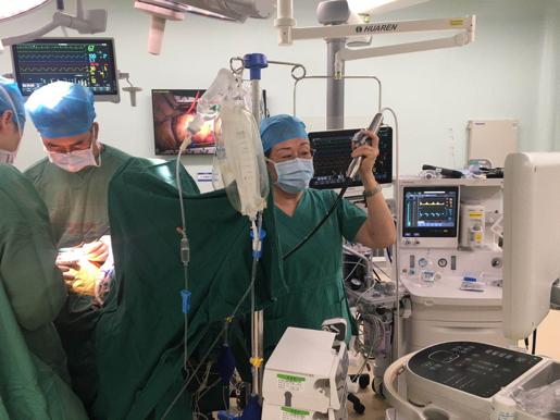 合肥京东方医院心外科成功实施心肌桥松解术+卵圆孔未闭封堵术