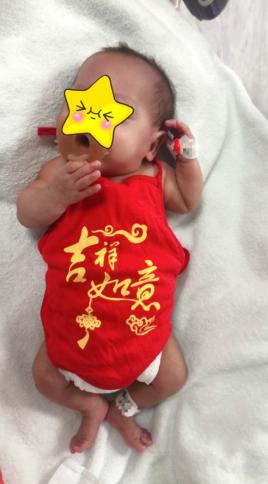 守护了 119 个日日夜夜,出生仅 720 克的「小星星」回家了!