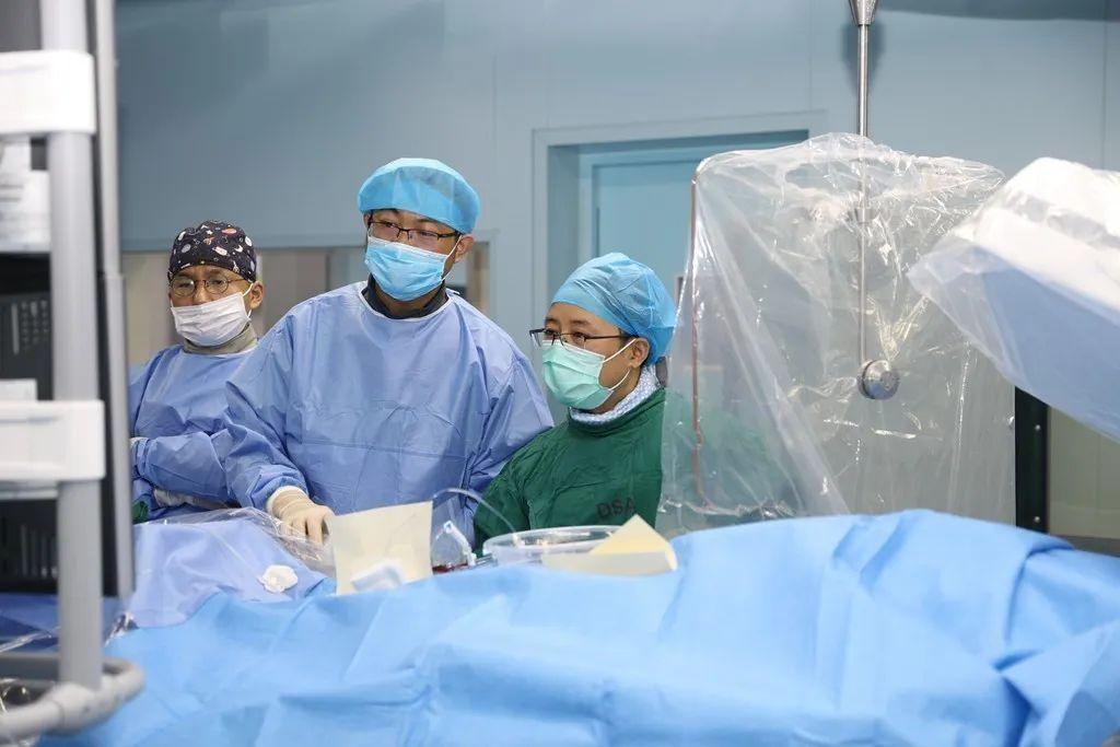 冠脉介入怎么做更安全?泰州市胸痛中心给出了精准答