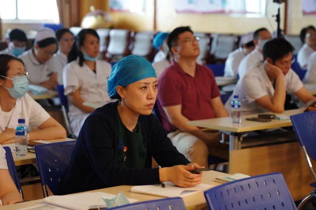 烟台海港医院:持续跟进主题内训,学以致用,加强医院质量管理