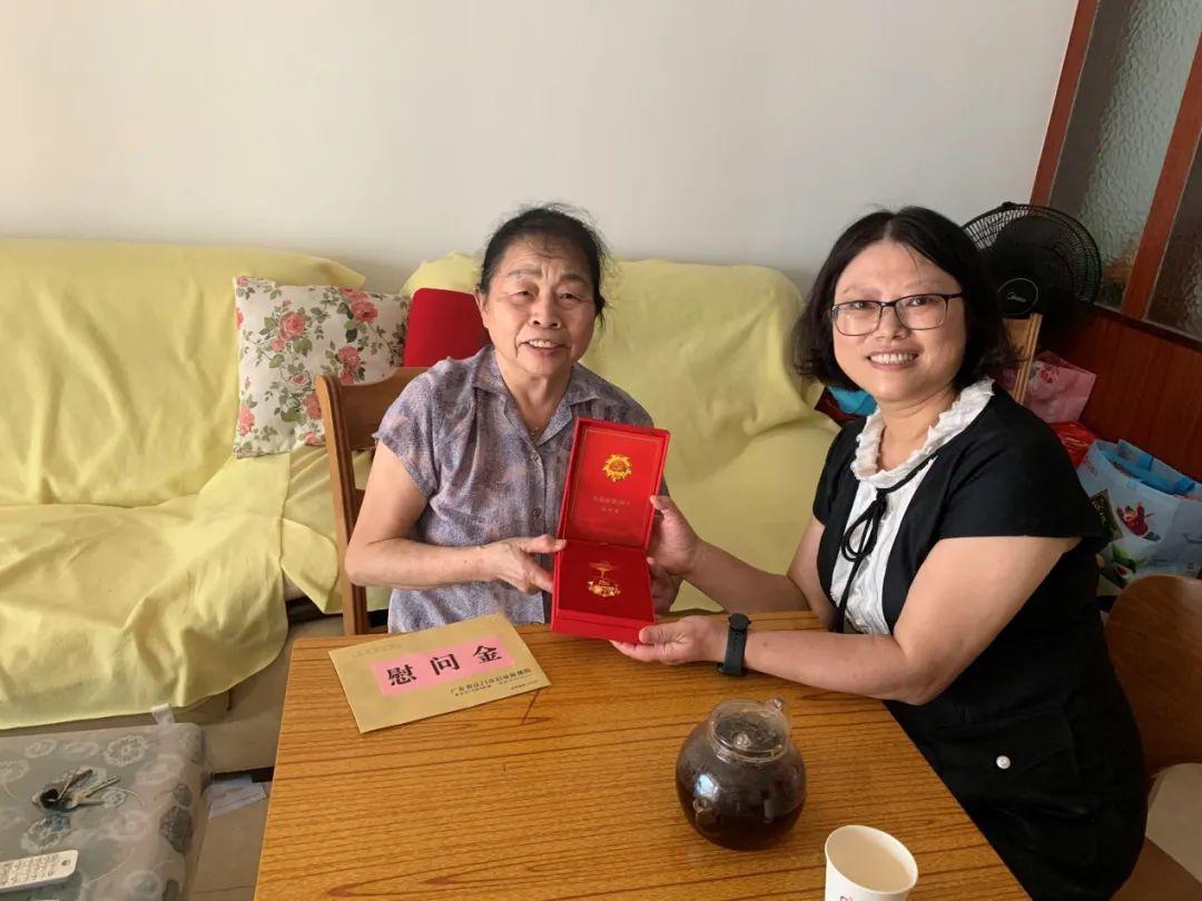 江门市妇幼保健院:不忘初心共奋斗 走访慰问暖人心