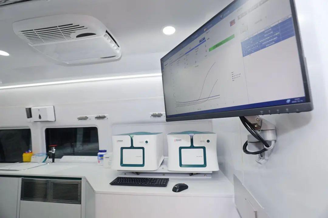 珠海市核酸检测基地正式启用!筑牢珠澳防疫安全保障线