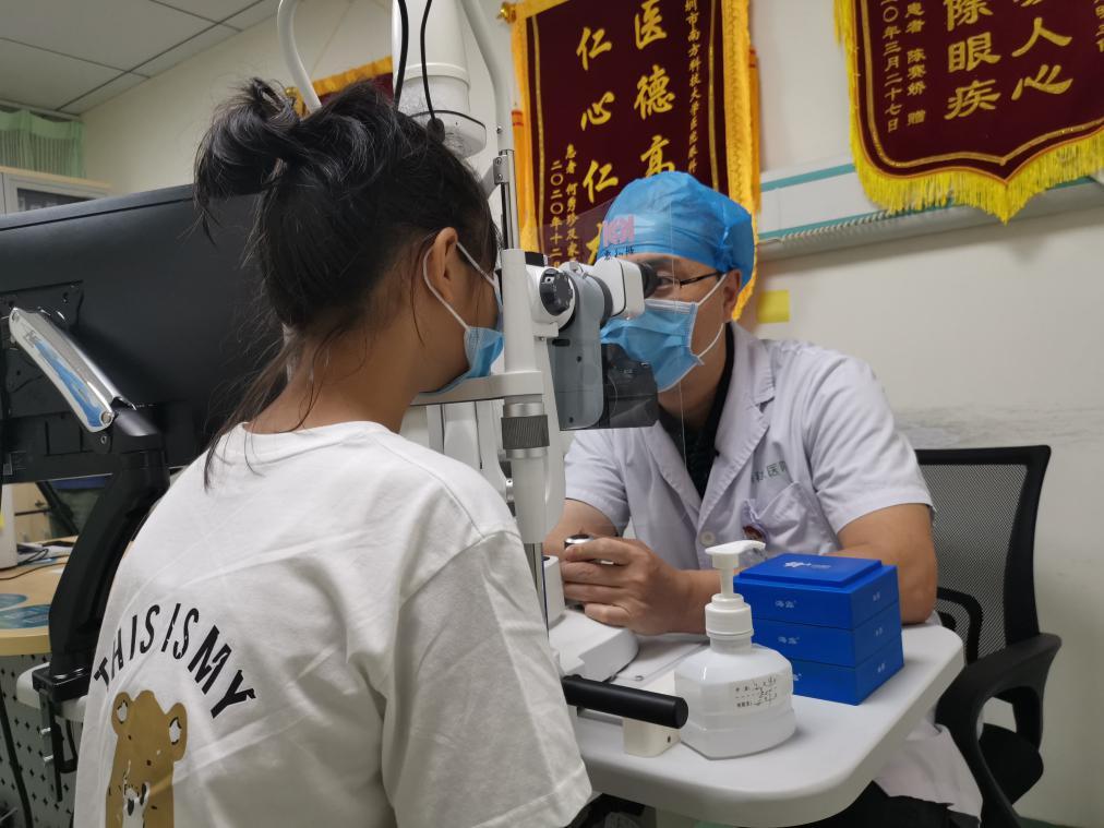 暑假孩子就医热,南方科技大学医院这些科室成热门