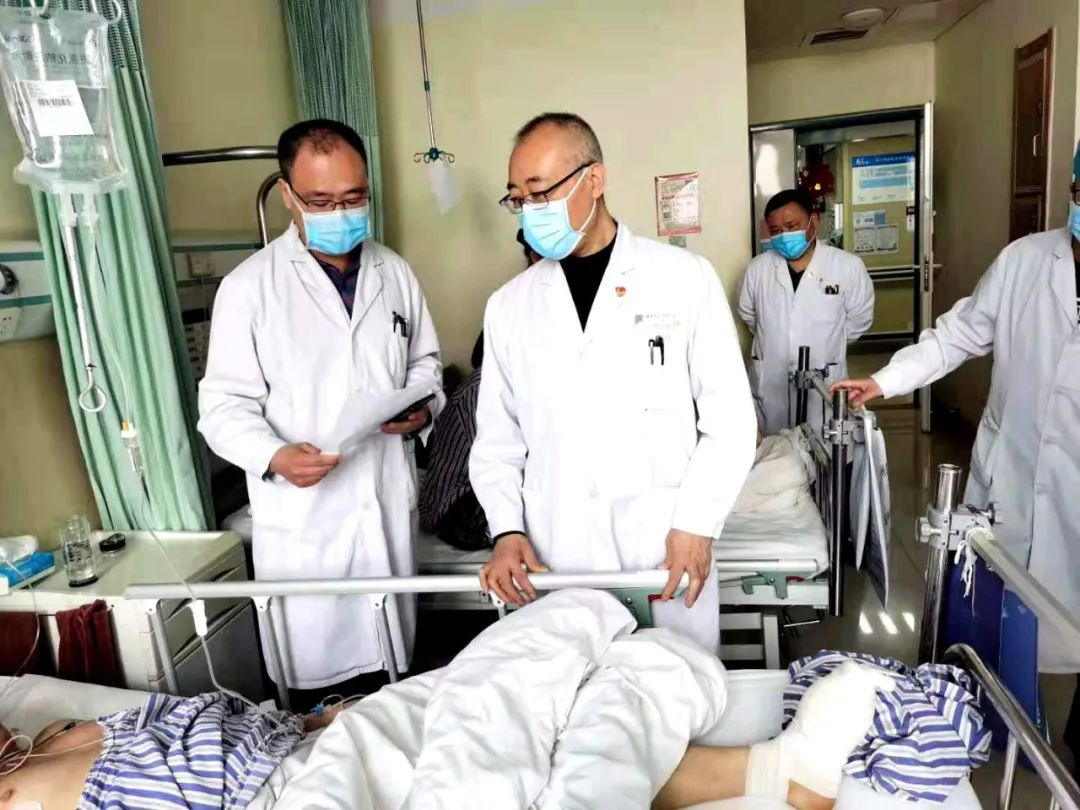 天津市蓟州区人民医院:医德高尚领头雁 医术精湛领路人
