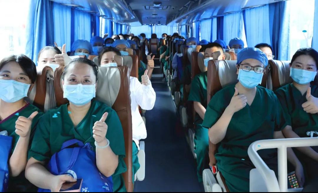 出征942人次,采样量近60万例!全力以赴,这就是江北医院人的答案!