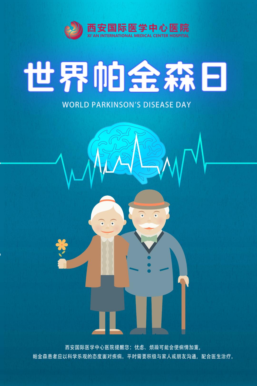 世界帕金森日|别大意,这些症状是帕金森病信号!