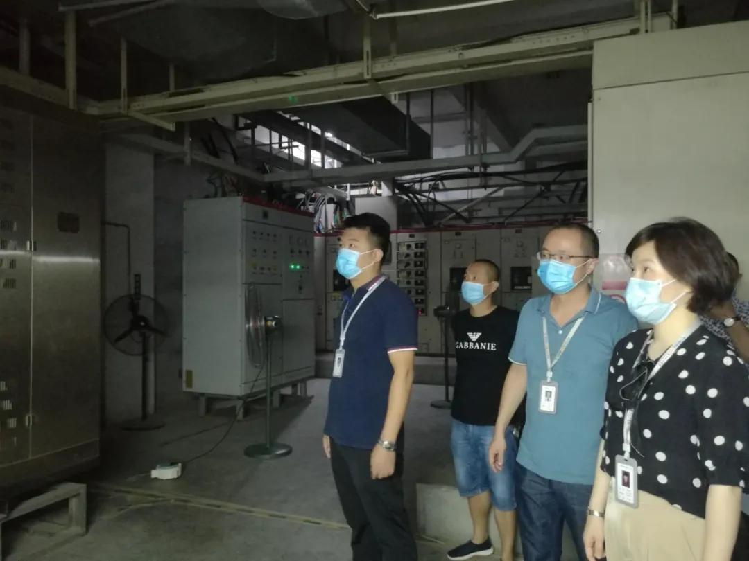 涵江医院扎实开展「安全生产月」活动,筑牢安全防线
