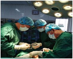 延大附院帮扶措勤县医院完成首例臂丛神经阻滞麻醉下肱骨髁上手术