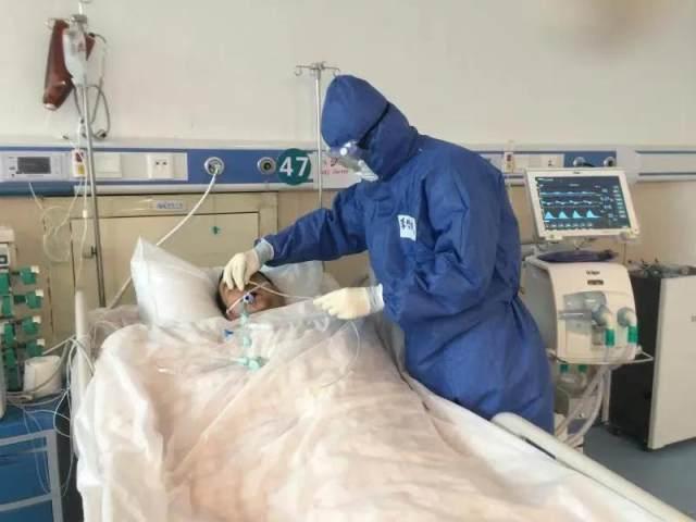 潍坊市人民医院援湖北主管护师李赞武发明的传染科用听诊器获国家专利