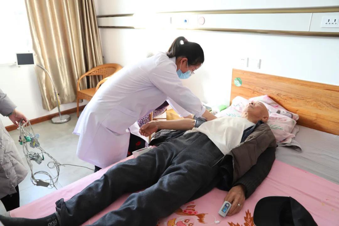 玉田县中医医院被评为全省首批医养结合优质服务单位!