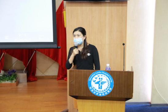 「社区护理与公共健康」护理领域专科护士高级研修班开班了!