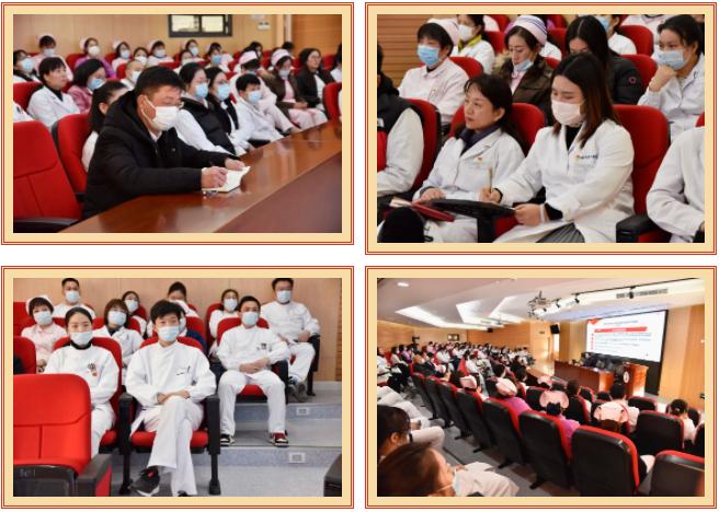 上海市第二康复医院开展「党的十九届五中全会精神」 宣讲活动