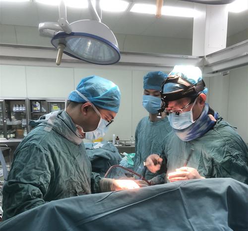 跨越千里的性命之托,中南大学湘雅二医院多学科协作成功救治急性主动脉综合征患者
