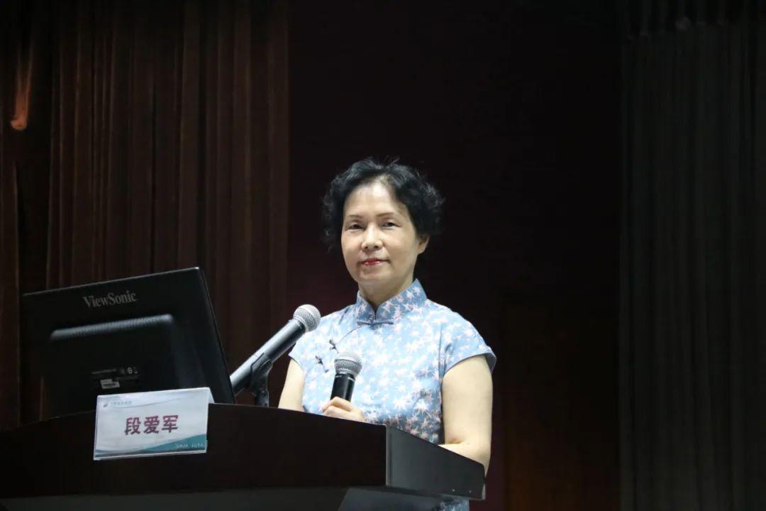 河南省免疫学会自身免疫实验诊断专业委员会巡讲班 (固始站)在河南信合医院开讲