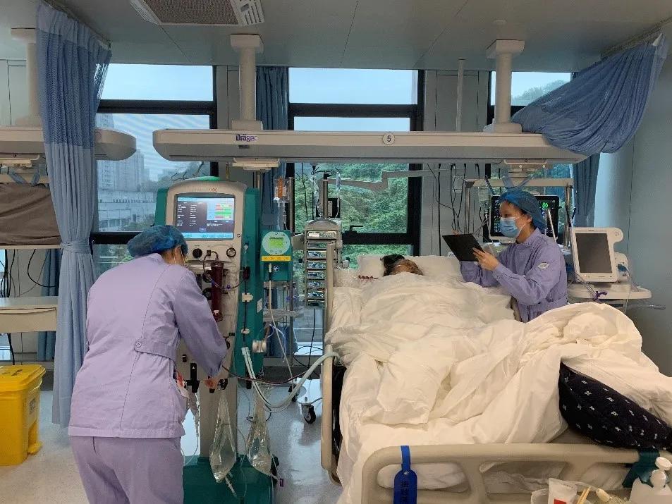 9 次病危,86 岁抗美援朝女战士在重庆北部宽仁医院 ICU 重获新生