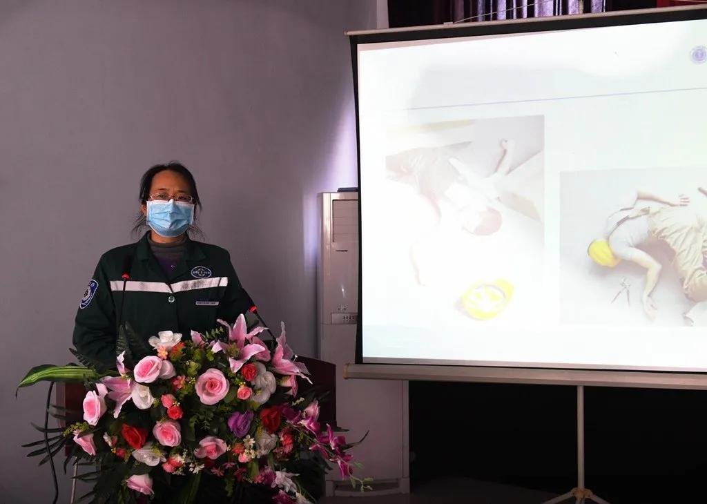 北大医疗鲁中医院携手齐鲁化工区启动「关爱健康·医企共建」行动