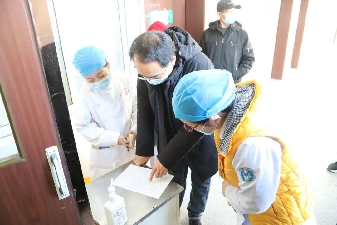 玉田县中医医院全面部署疫情防控工作