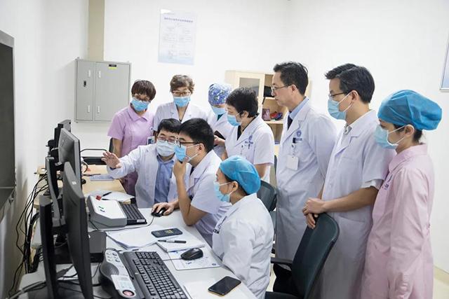 广州地区首例!前海人寿广州总医院成功开展磁波刀精准无创子宫肌瘤治疗
