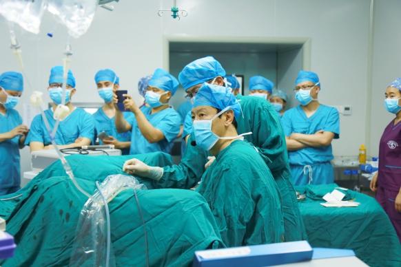 四川省医学会泌尿外科医师培训基地成立