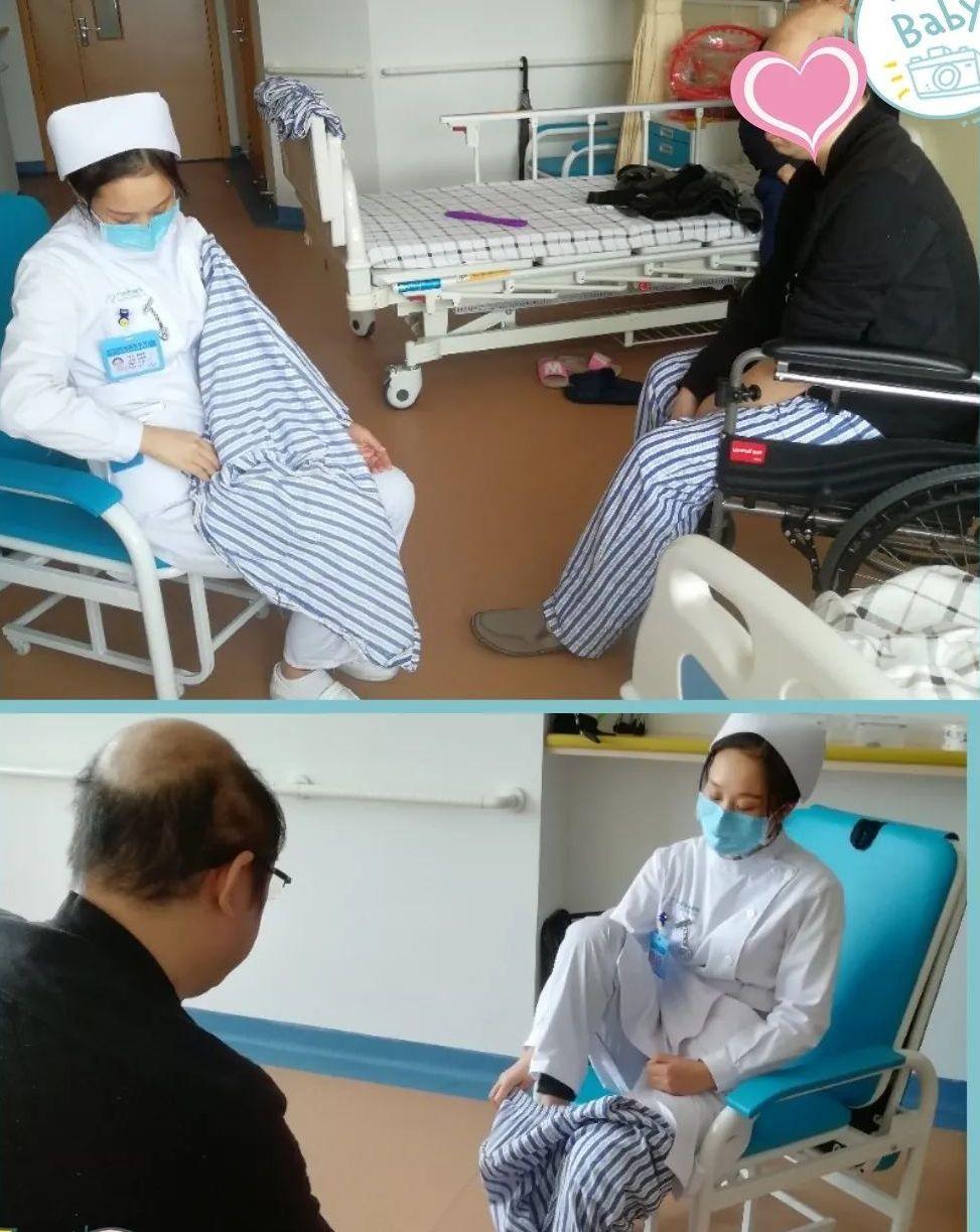 住院部的二三事   您的进步让我们共同见证