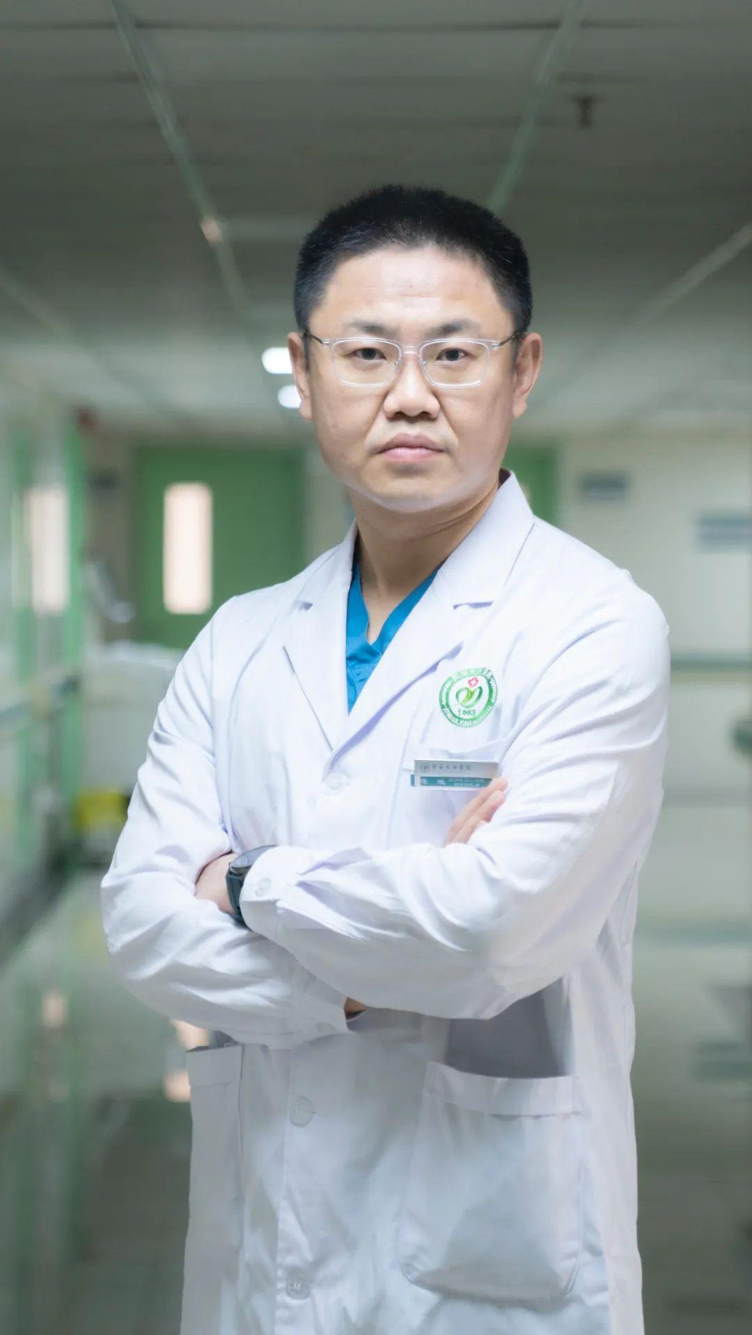 西安大兴医院陈斌:把稳的「拆弹专家」