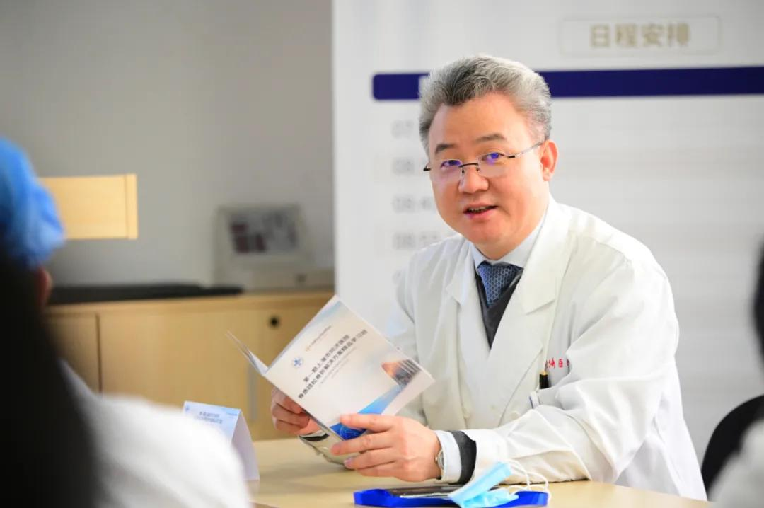 第一期上海市同济医院骨质疏松骨折解决方案精品学习班举办
