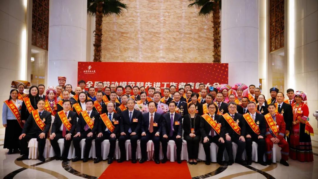 广西中医药大学第一附属医院史伟教授荣获「全国先进工作者」荣誉称号