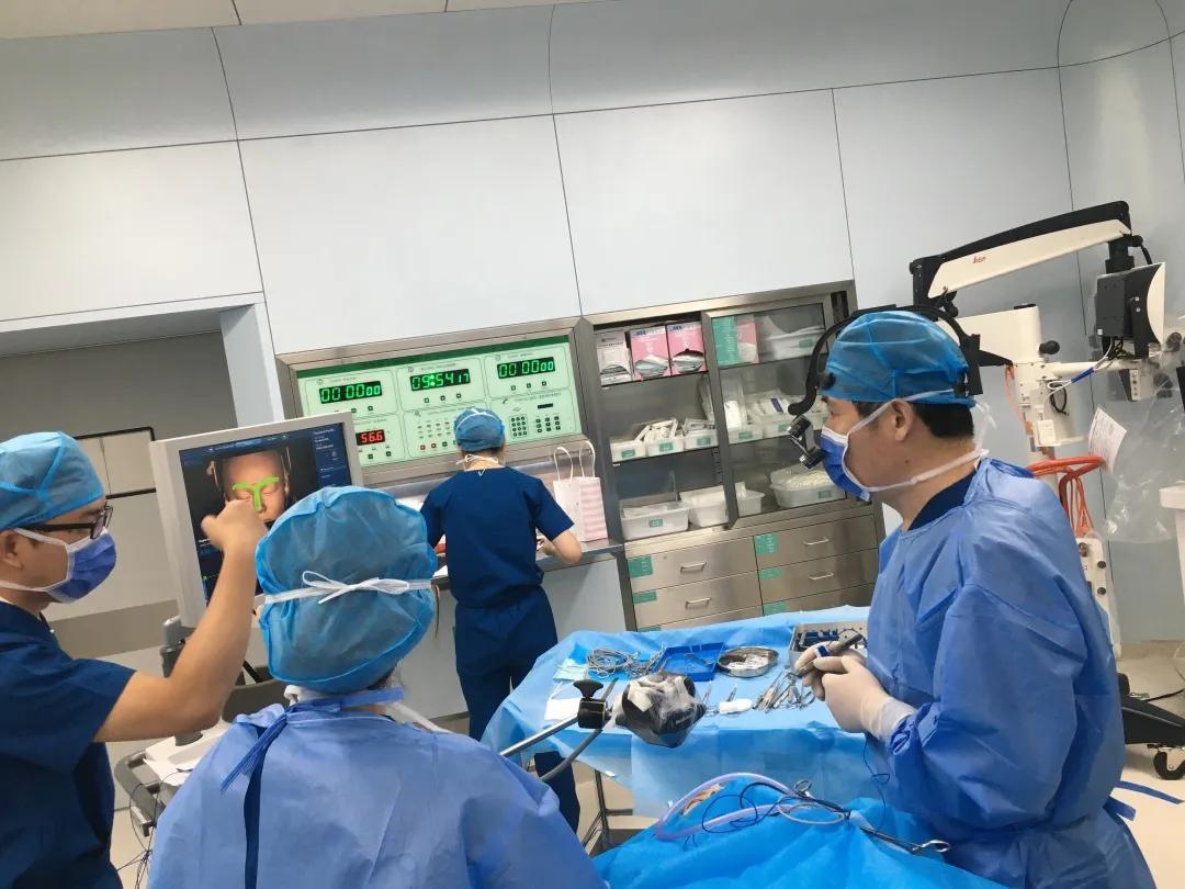这家医院给眼眶手术装上 GPS,可画出眼眶「三维地图」