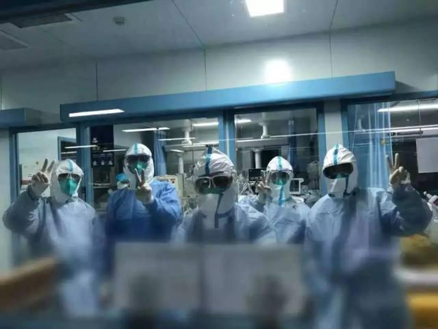 援汉日记⑤ | 李氏人工肝技术投入抗疫战役