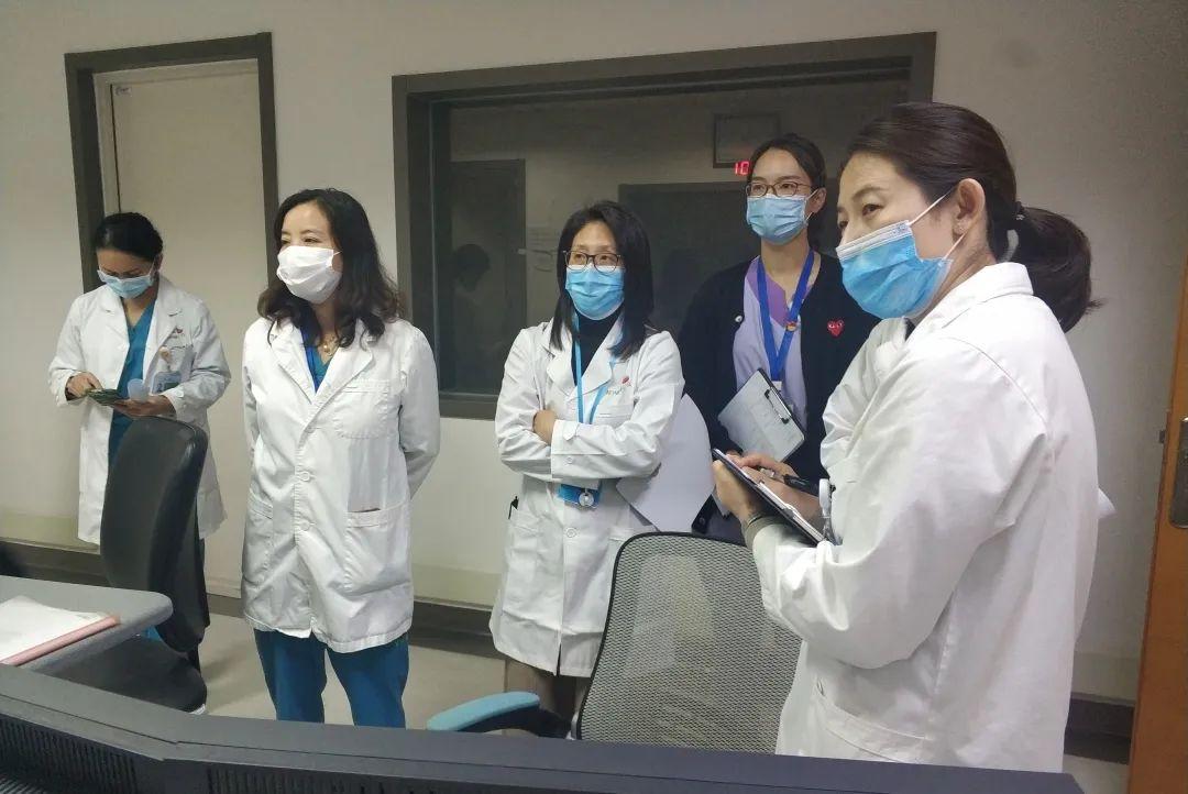 北京爱育华妇儿医院开展疫情防控保障落实情况自查和疫情防控应急演练